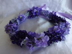A personal favorite from my Etsy shop https://www.etsy.com/listing/67626870/bridal-hair-flower-girl-flower-crown