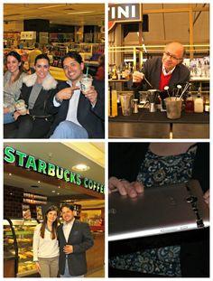 #Lujo #Moda #Gastronomia #Lifestyle VER: http://lookandfashion.hola.com/aloastyle/20130530/el-circulo-del-lujo-moda-gastronomia-y-lifestyle-en-general/ En @N V @Magali Yus @Starbucks España  #JavierdelasMuelas #StarbucksECI #ElCorteIngles