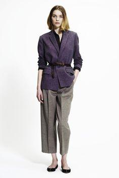 Chloé Pre-Fall 2009 Fashion Show - Kim Noorda