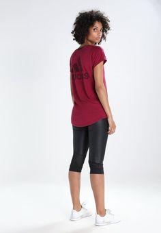 adidas Performance WINNERS - T-shirt print - purple - Zalando.nl