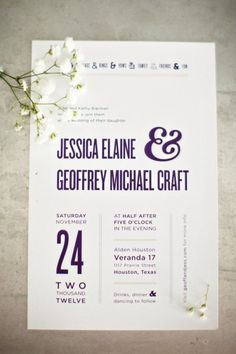 Wedding invite I designed for my cousin :) Love this pic of it by My Happy Lens Photography