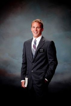Happy missionary
