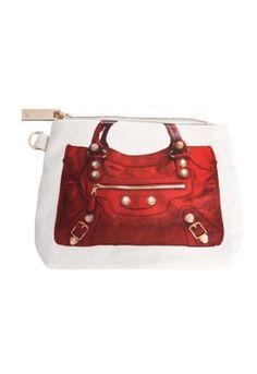 "I think I need this ""Balenciaga"" makeup bag - pronto!"
