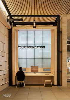 At the Seattle-based Bill & Melinda Gates Foundation's visitor's center, Olson Kundig Architects has put a public face on efforts to combat HIV, malaria, poor sanit...