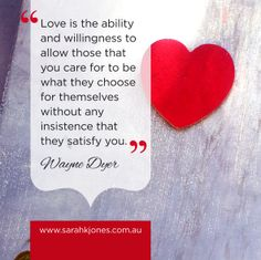 #inspiration #inspirationalquotes #love #waynedyer www.facebook.com/sarahkjonesintuitive