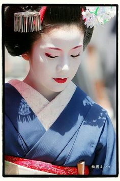 Maiko #geisha #japan #kyoto