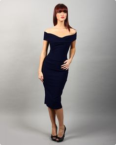 Hourglass Colorblock Dress