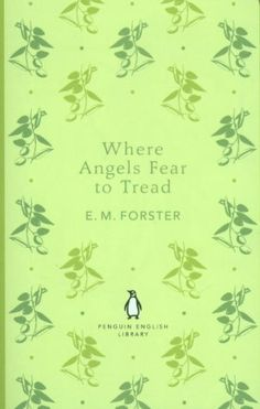 Where Angels Fear to Tread (Penguin English Library) by E. M. Forster http://www.amazon.co.uk/dp/0141199253/ref=cm_sw_r_pi_dp_imeUub1QP6SDQ