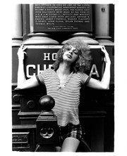 Dec. 7, 2015 - NewYorkTimes.com - Obituary: Holly Woodlawn, transgender star of 1970s underground films, dies at 69