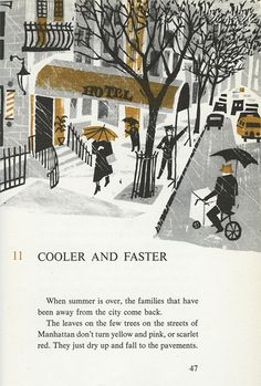 Vintage Graphic Design Mid-Century Modern Graphic Design, LOVE this! This is exactly the look I want for my book! Vintage Graphic Design, Graphic Art, Bg Design, Layout Design, Cover Design, Children's Book Illustration, Winter Illustration, Mid Century Art, Illustrations Posters