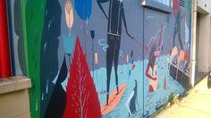 Bd Verdun #streetart #grafitti #tag