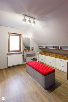 Garderoba - Dom Bieliny - zdjęcie od Pracownia_A - Garderoba - Styl Minimalistyczny - Pracownia_A