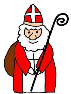 Mikuláš, čert, anděl - omalovánky Christmas Time, Ronald Mcdonald, Fictional Characters, Fantasy Characters