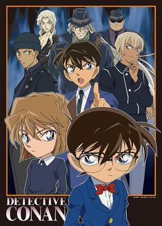 Le Bluray du film anime Detective Conan Junkoku no Nightmare, daté au Japon Private Eye, Magic Kaito, Film Anime, Manga Anime, Animation Movie, Super Manga, Gintama, Konan, Manga Detective Conan