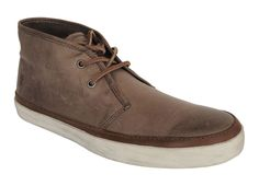 FRYE Gavin Chukka Sneakers Casual Shoes Leather Taupe Sise 10 #Frye #FashionSneakers