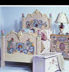 Image detail for -Mosaic Furniture | Mosaic Nightstands | Unique Furniture for Kids ...