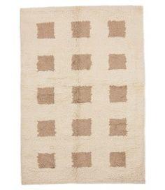 Wollshaggy Teppich Dieser Schöne Wollshaggy Teppich 00011181 Stammt Aus  Indien Und Hat Die Farbe Beige,