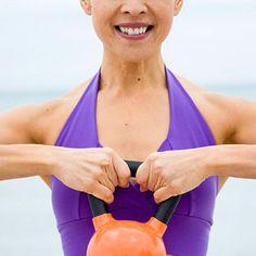 Introducing Kettlebells - Fitnessmagazine.com