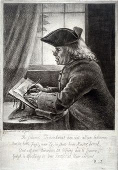 323d8d2f019 Man in tricorn hat sketching on drawing stand Drawing Sketches