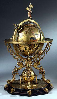 celestial globe 1546 augsburg