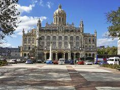 Antiguo Palacio Presidencial, actual Palacio de la Revolución, Habana
