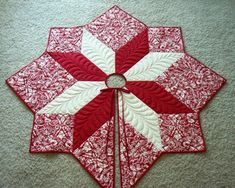 Free Sewing Tree Skirt Pattern | Pattern For Tree Skirt - My Patterns