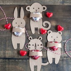 16 Valentines Day crafts for kids that are super adorable! These Valentines crafts are perfect for c. - 16 Valentines Day crafts for kids that are super adorable! These Valentines crafts are perfect for c. Valentines For Kids, Valentine Day Crafts, Holiday Crafts, Valentine Ideas, Homemade Valentines Day Cards, Valentines Sweets, Valentine Wishes, Printable Valentine, Vintage Valentines