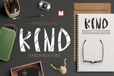 Kind from FontBundles.net