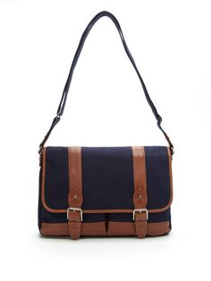 Buckle Messenger Bag by Dartmoor on Gilt.com