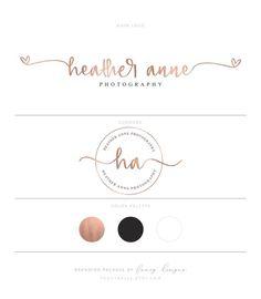 New Baby Logo Design Heart 46 Ideas Branding Kit, Branding Design, Product Branding, Lashes Logo, Blog Logo, Heart Logo, Photography Logos, Heart Photography, Professional Logo Design