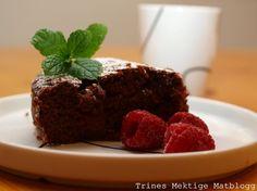 Her kommer en enkel og god kakeoppskrift til helgen. Kaken ble laget i hui og hast sist søndag, da jeg plutselig kom på at jeg hadde glemt å tenke på dessert da jentene skulle komme hjem på søndags…