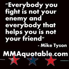 MMA Quotes, UFC Quotes, Motivational & Inspirational