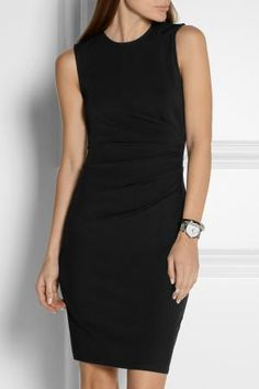 Every Woman Should Own These 5 Little Black Dresses: A Little Black Sheath Dress
