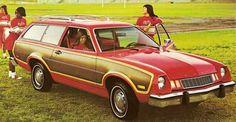 Ford Pinto Wagon