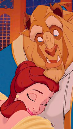 Beauty and the Beast #disney #beautyandthebeast                                                                                                                                                                                 More