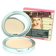 "The Balm ""Mary-Lou Manizer""...best highlighter hands down...LOVE this stuff!!!"