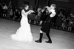 The best 1 st dance ever!!