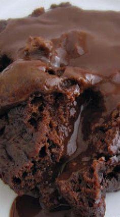 Crockpot Lava Cake.