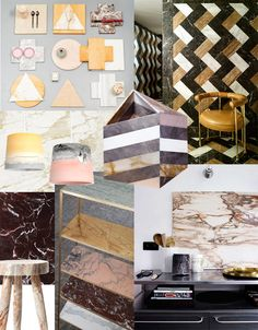 In Out - Palette: Marble Matters