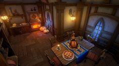 ArtStation - Alchemist's House, Evgeniya Yaremko