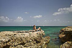 Aruba, perfect place for honeymooners.