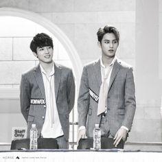 PLEDIS 17 Wonwoo Mingyu _ I'm jealous of that chair and I don't mind saying so....