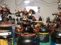 Chaos, Red Corsair, Space Marines