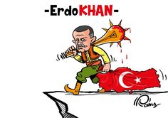 Ramzy Taweel  (2015-11-02)  Dictatorship has a new name, Erdo-Khan  Erdo-KHAN