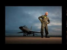 Photographing an Airforce Pilot with his Fighter Jet: Watch How it's Done