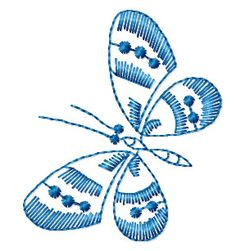 Butterfly 4 embroidery designs