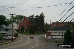 Mars, PA Small Town America, Small Towns, Mars, March