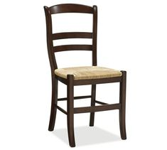 Isabella Side Chair - Tuscan Chestnut