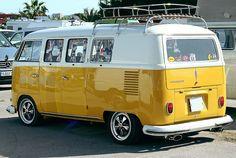 Volkswagen t1 porsche
