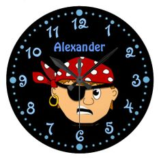 ==>Discount          Scowling Boy Pirate Personalized Clock w/ Minutes           Scowling Boy Pirate Personalized Clock w/ Minutes you will get best price offer lowest prices or diccount couponeReview          Scowling Boy Pirate Personalized Clock w/ Minutes Online Secure Check out Quick a...Cleck Hot Deals >>> http://www.zazzle.com/scowling_boy_pirate_personalized_clock_w_minutes-256707125926778223?rf=238627982471231924&zbar=1&tc=terrest